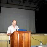 Aidan Ricketts - activism consultant