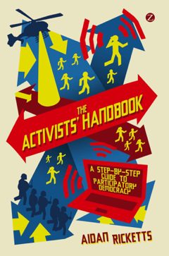 Buy The Activists Handbook by Aidan Ricketts
