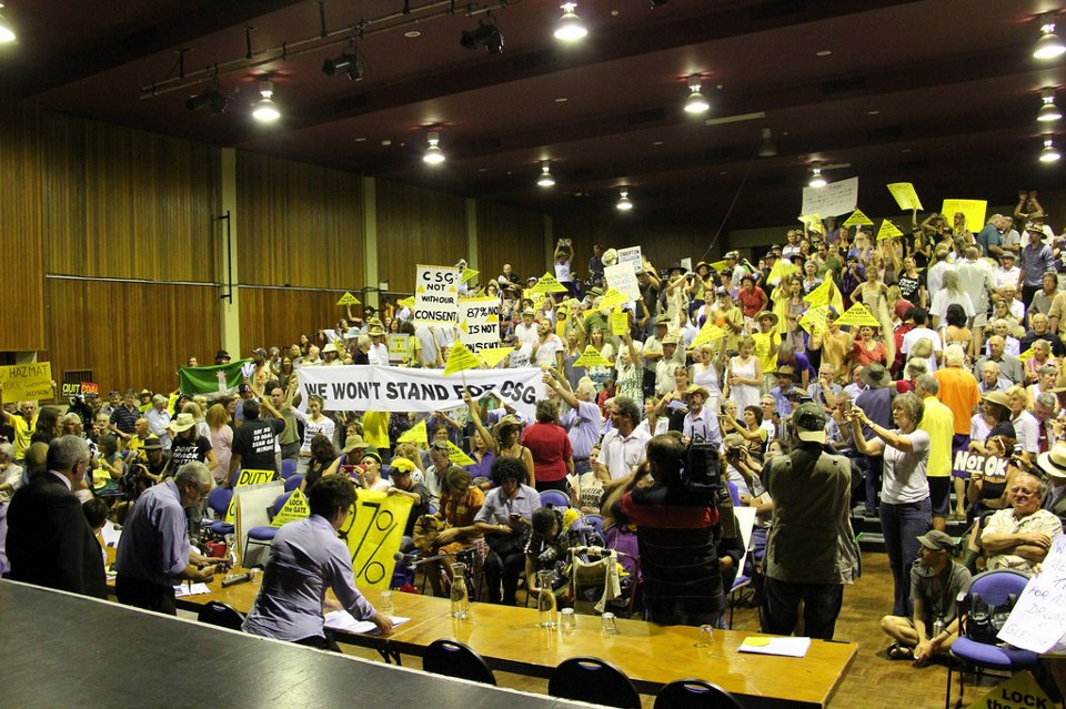Lismore meeting a barometer of betrayal (photo: K Ausburn)