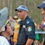 Nannas say No to CSG at Glenugie. Photo by Jimmy Malecki