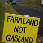 Farmland not gasland