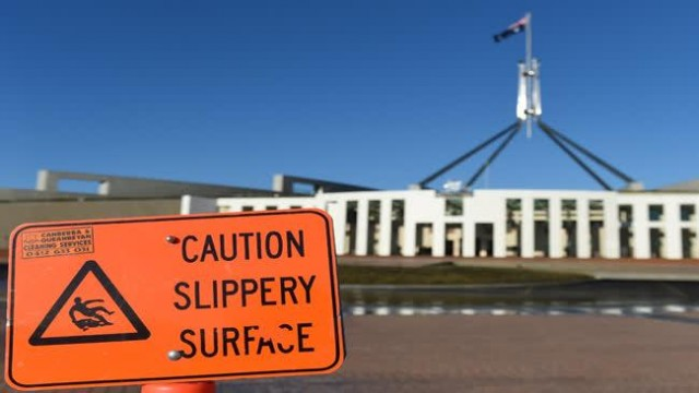senate reform slippery surface